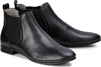 Chelsea-Boots Tolouse in schwarz, Stiefeletten für Damen Gr. 42 Ten Points