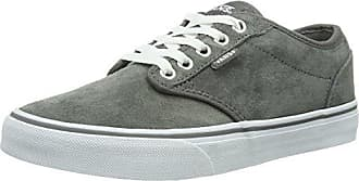 Vans W Atwood, Baskets mode femme, Gris (Weather Suede Pewter/White), 40.5 EU