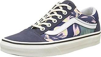 Vans Old Skool, Chaussures de Running Femme, Multicolore (Navy/Marshmallowvintage Floral), 42.5 EU