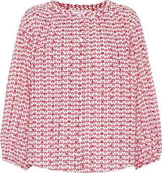 Bluse Oprah aus Baumwolle Velvet