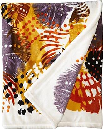 Throw Blanket, Painted Feathers Vera Bradley