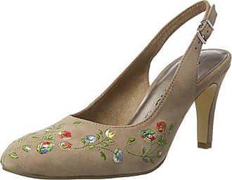 Rosa Eu Tacón Rose Zapatos 1 old 38 558 1 36 Tamaris 29666 Con w0BTTx