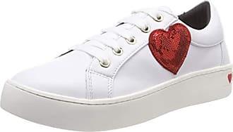 nappato Eu Vit Love Weiß Sneaker bianco 100 Damen gomma35 36 Scarpad Moschino wTqFTXH