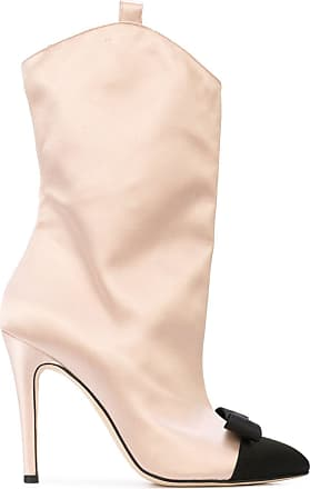 Rich Rose Bow Alessandra Boots Front Hq6PXnzn