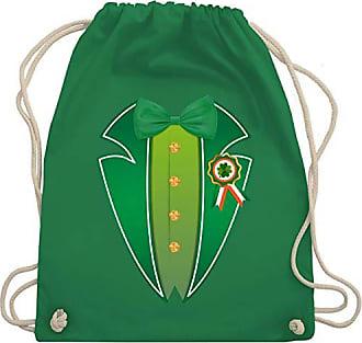 amp; Turnbeutel Bag Leprechaun Kostüm Grün Day St Wm110 Shirtracer Unisize Gym Patricks Kobold 7qxBvzn1p