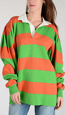 Size Marc Oversize Jacobs M Striped Sweater RR0q7Bf