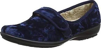 37 Chaussons Femme Thyme Bleu Bas 178 sapphire Hotter Eu Bq0wfx