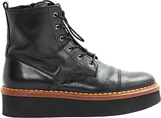 Boots En Tod's À Occasion Lacets Cuir PpPqw6rW4