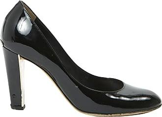 Verni Occasion Cuir En Escarpins Dior w1TqHxI1B