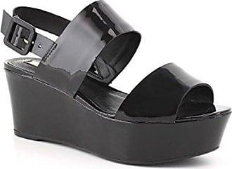 Taille 40 Noir Schutz Femme 18352007v Sandales black Pour wnFq87Y