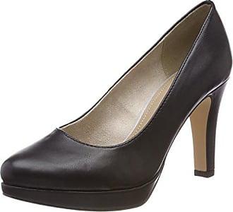 37 Eu Escarpins S Femme black Nappa Noir 22410 oliver 8qOEO0U