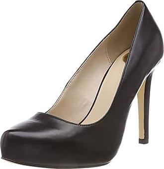 36 Femme Twill 00 Escarpins 01 Noir Leather black Eu Nappa Buffalo xFqnTZq