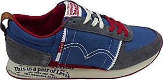 eu Zapatillas 744 Blau 226795 Levi's 17 41 Levis qwO1nTxX