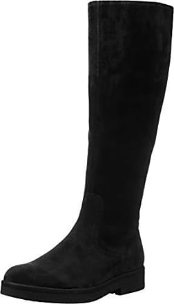 Mujer Fashion schwarz Negro Botas Altas Para Gabor Eu 35 17 HIwq1gZgx