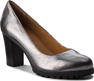 9 Steel 21 22406 905 Zapatos Caprice Metallic ZR85q1qAw