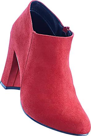 Low Bonprix Pour Femme boots Rouge Rx7xaqF