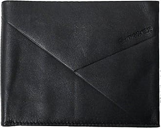 Wallet Quer Soft Black Slim Samsonite AqSBwn