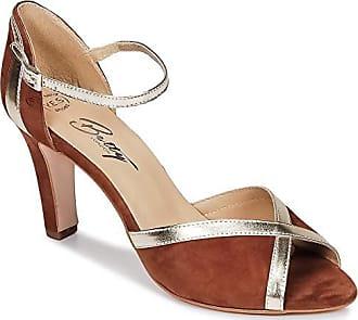 Damen Braun sandaletten Iflore Betty 35 Sandalen London 60w8z0Iqf