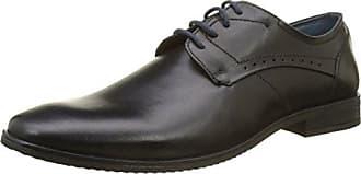 Cordones Negro 546 noir Zapatos Leave Eu Para Casa Casanova Derby Nova Hombre De 41 AwzxXBp