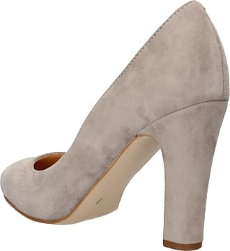 Chaussures Daim Escarpins Gris Femme Padova Af51 Carmens Xqw5ff