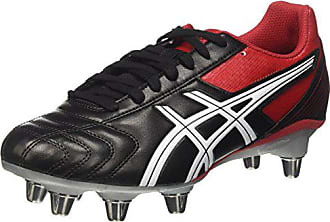 Noir Red Asics Homme racing Tackle Lethal black De white Eu Chaussures 44 Gymnastique 4w1qYO