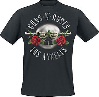 Roses N' Seal Zwart Angeles shirt Los T Guns wA1ZqgW