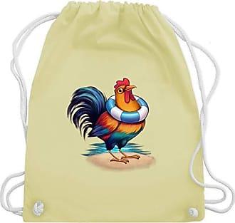 VögelWasserhahn Gelb Pastell Turnbeutelamp; Shirtracer Bag Unisize Gym Wm110 29HDYeEWI