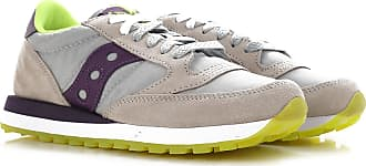 On 40 Saucony Sale For Women 39 36 2017 Sneakers Grey Suede wwqgUt
