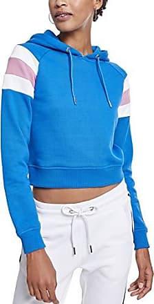 Urban Damen Kapuzenpullover Stripe Classics Hoodie Sleeve Ladies rqHr5