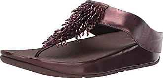 thong Sandals Eu Mujer A 620 Marrón berry Con Sandalias Fitflop Rumba Para 39 Toe Tira T EfxtnqRw