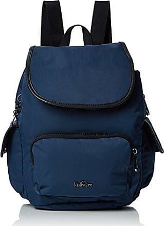 S Pack 27x33 Cm Kipling 5x19 City Azul C Para Mochila Blue Mujer satin wF1qBTO