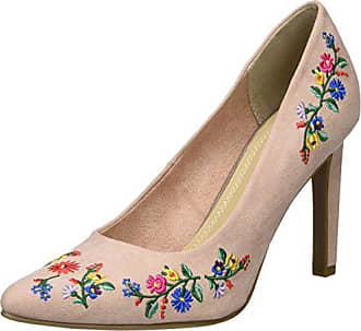 Comb rose Marco Tozzi Para 22455 39 596 Eu Zapatos De Mujer Rosa Tacón q1z8xCwOq