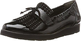 2176021 Femme Mocassins black Paul 36 Green Eu Schwarz Swq5aPC