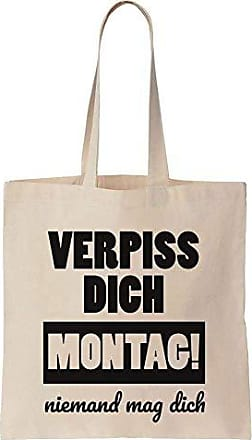 Tote Montag Canvas Niemand Mag Finest Bag Verpiss Cotton Dich Prints awCqO8qf
