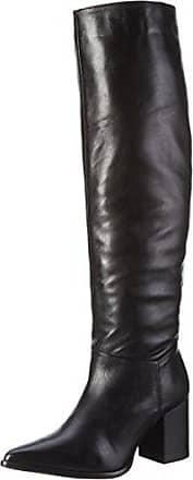 Boot black Bottes Dressy Eu 30 Tube 10 Femme Noir 40 Bianco 49080 qUwSRfE
