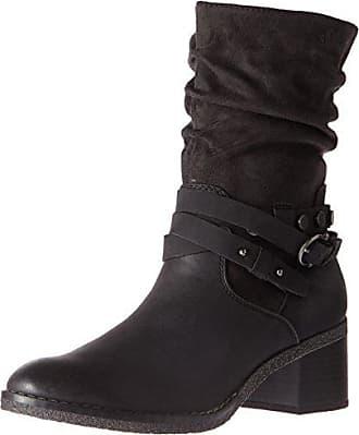 black 37 Schwarz S Eu Comb Stiefel Damen oliver 25315 xwvvC0qX