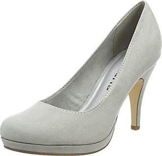 36 Femme Gris grey 22407 Tamaris Escarpins Eu 6w8xcHX