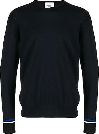 Dondup Bleu Sweater Dondup Crewneck Crewneck qnZwv6Hq