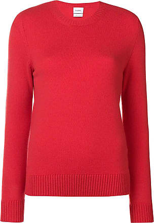 Barrie Neck Neck Jumper Rood Rood Barrie Jumper Round Round 6YfT5wqF