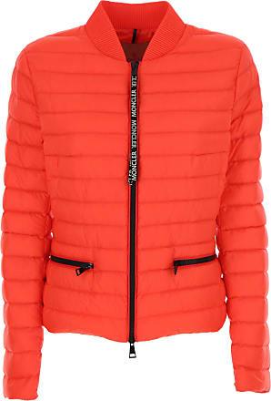 Coral Mujer Plumas De Para Brillante Esquí 2017 2 Poliamida Abrigo 3 Moncler 1gYnwpp