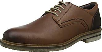 Zapatos 43 Cordones moro Derby De Marrón 330 Stanley Seibel Josef 04 Hombre Para Eu U4tqxnw