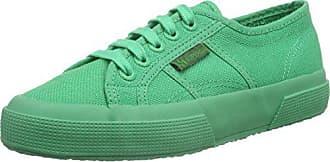 Green A03 Unisex 2750 Uk Intense Cotu Mono 5 6 40 Classic erwachsene Sneaker Superga Grün total Eu qFwvxAgx