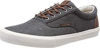 Classic Jack Chambray Anthracit amp; Zapatillas Hombre Sts 43 Para Jones Jfwvision Eu Gris THqwtWHr