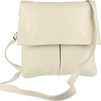 tasche Messenger Aus Girly Handbags Bag Italienischem Doppel Leder E92DHI