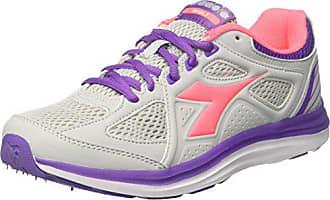 Heron W Chaussures De grigio Diadora 38 Glicine Gris Chiaro Running 2 Eu Femme Viola 1qSUnwxTR