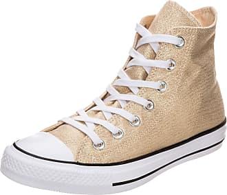 Taylor »chuck weiß Converse Sneaker High« Goldfarben All Star Goldfarben 5aq8dUwq