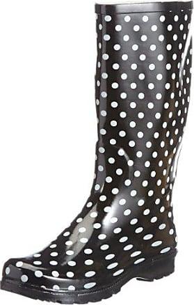 Eu Noir Femme Playshoes Bottes 41 wq4CIpY