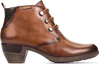 Pikolinos Cuir Boots Rotterdam Bordeaux 902 FFArYx0