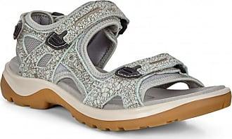 Für Grau Yucatan Sandal Damen Offroad Sandalen Ecco wYq0RIp