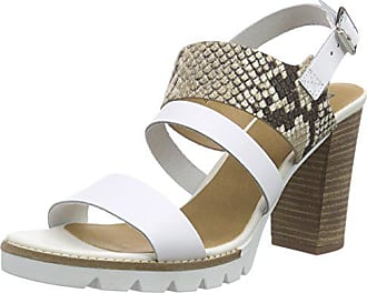 Blanc 833e2l002 Bout Bullboxer Ouvert Sandales whit Weiß 41 Femme OR4qgw